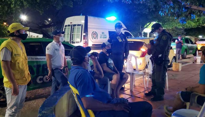 Normalidad en la 'noche de brujitas', dice Alcaldía