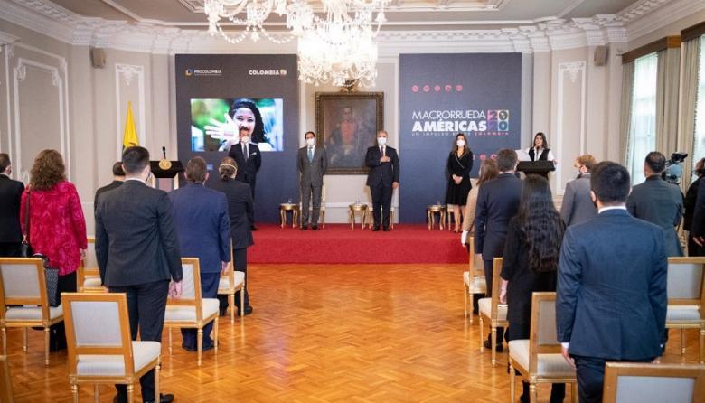 Macorrueda virtual abre espacio para 78 empresas del Atlántico
