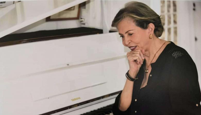 Rita Fernández y su crítica al machismo en el vallenato