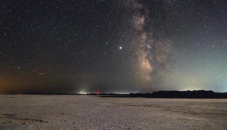 Detectan el origen de enigmáticas ráfagas de radio en la Vía Láctea