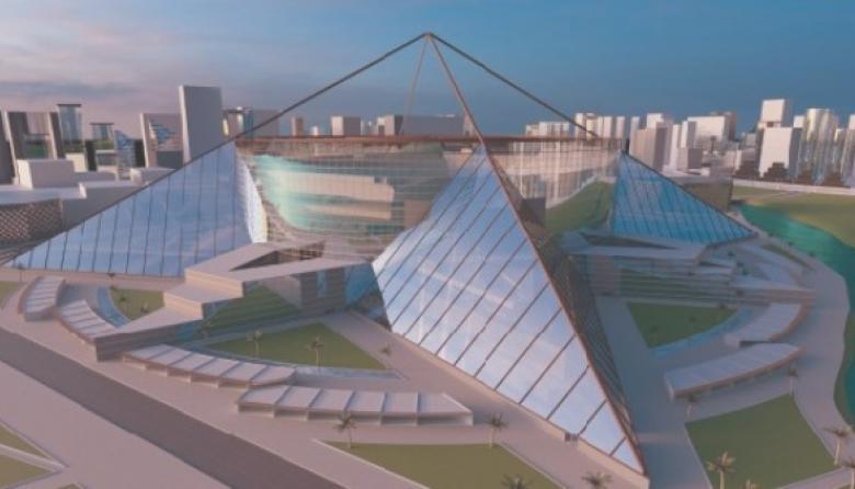 La 'Arena del Río', nuevo escenario de la ciudad, será presentado en sociedad