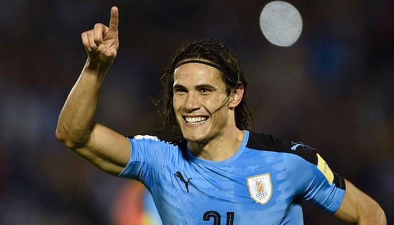 Cavani vuelve a estar convocado con la Selección de Uruguay tras perderse el último listado por estar sin club.