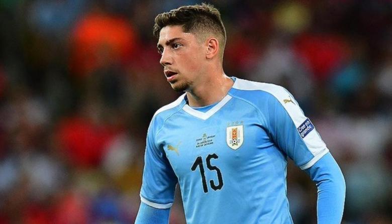 Federico Valverde, primera baja de Uruguay para duelos ante Colombia y Brasil