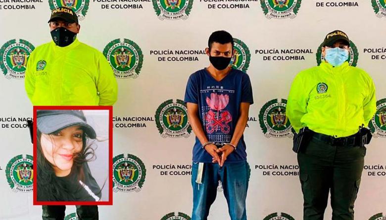 Envían a prisión a presunto homicida de 'la Pitufina'