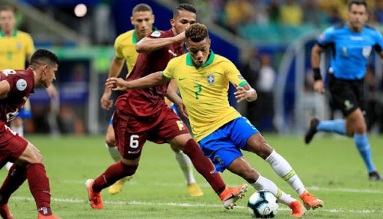 Brasil se pone a prueba sin Neymar, Coutinho, ni Casemiro