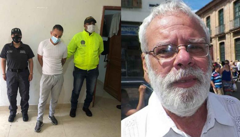 Envían a la cárcel a presunto homicida del líder social Jorge Solano Vega