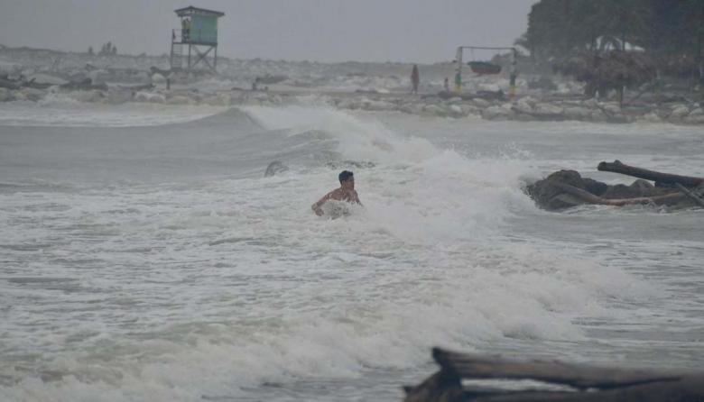 Dimar monitorea condiciones climáticas en playas y zonas de embarcaciones