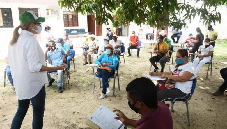 Búsqueda activa de casos Covid-19 en 4 municipios