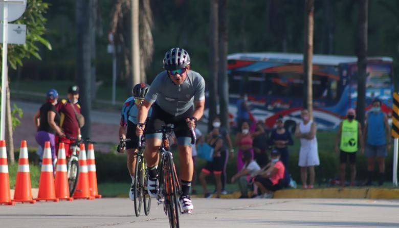 CronoBaq 2020: 11.5 kilómetros de velocidad por las calles de Barranquilla