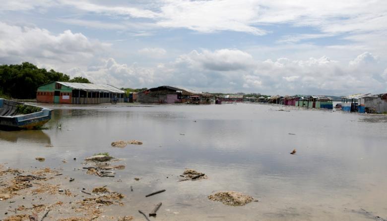 Pescadores de Puerto Mocho lanzan SOS por Iota