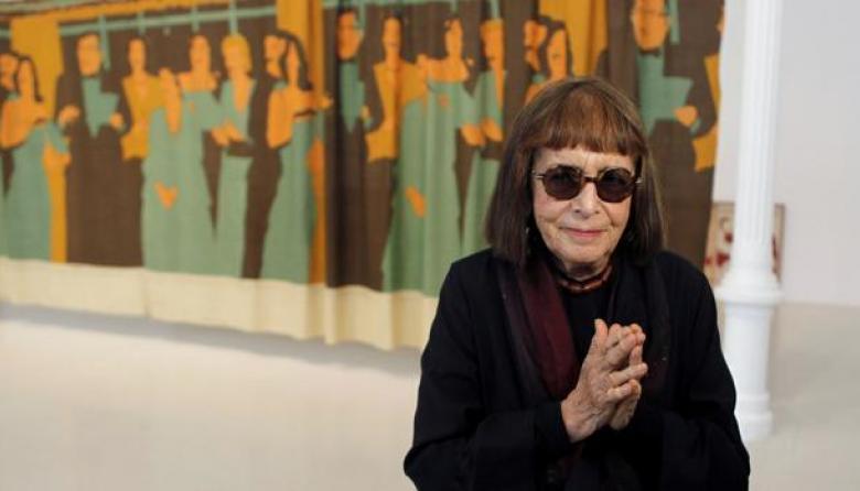 Beatriz González exhibe 60 años de arte y protesta
