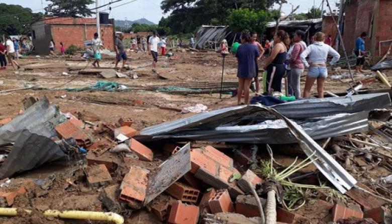 En Cúcuta reportan al menos seis muertos y ocho desaparecidos por crecientes
