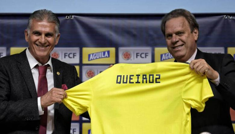 """Queiroz se va de la Selección con 2 millones de dólares"", según prensa lusa"