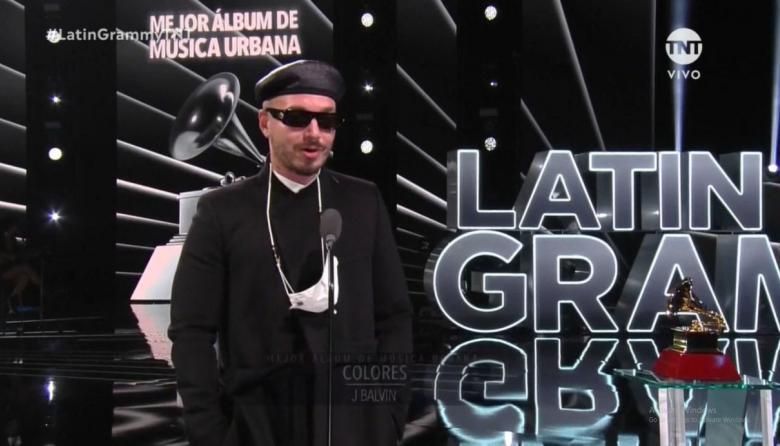 Colombianos sonaron fuerte en los Latin Grammy 2020