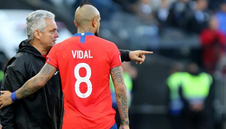 Reinaldo Rueda sigue al mando de la Selección de Chile