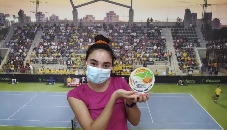 Ya entró en acción el tenis competitivo en el Atlántico