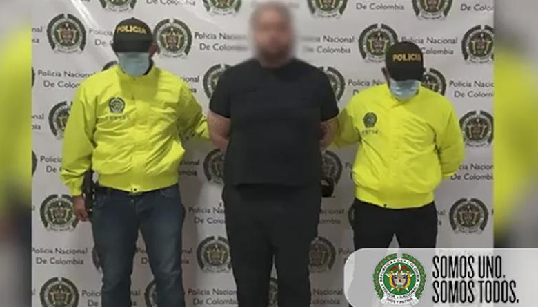 En video   Cae en Barranquilla uno de los narcos más buscados por el FBI