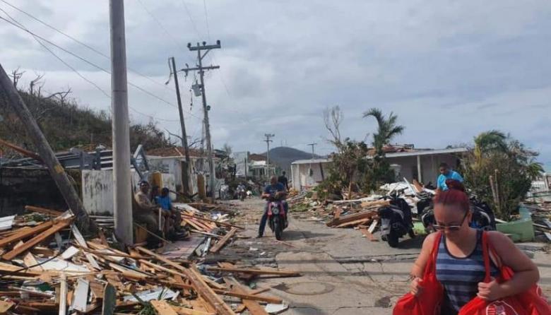 35 nuevos casos de coronavirus en Providencia tras emergencia por huracán