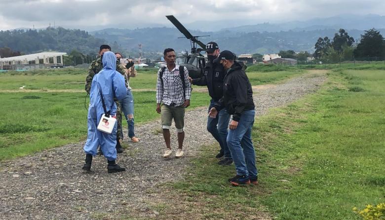Violencia en el Cauca: entre alertas, reclutamientos y erradicación