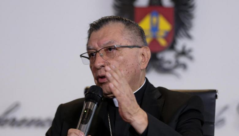 Presidente de la Conferencia Episcopal de Colombia es hospitalizado por Covid