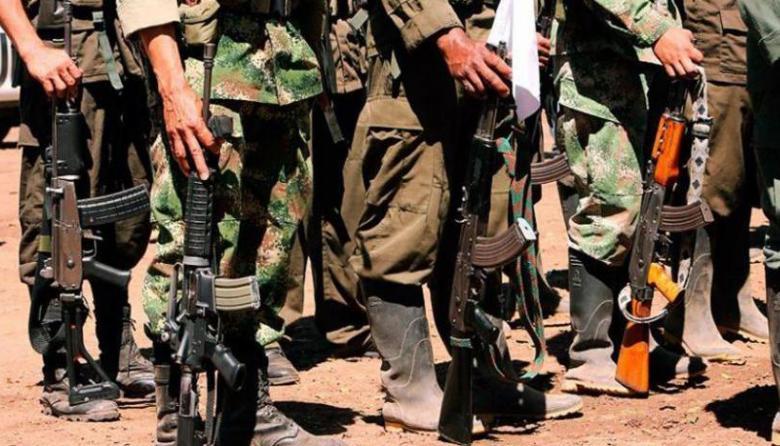 Ex-Farc reconocen reclutamiento de niños en Antioquia