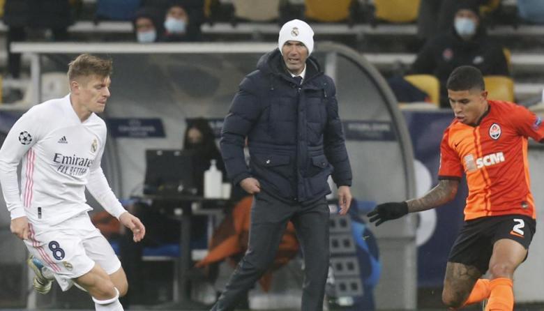 Zidane afirma que confía mucho en sus jugadores y que harán todo por ganar.