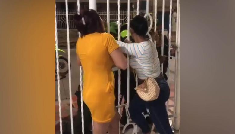 En video | Denuncian abuso policial en La Ceiba