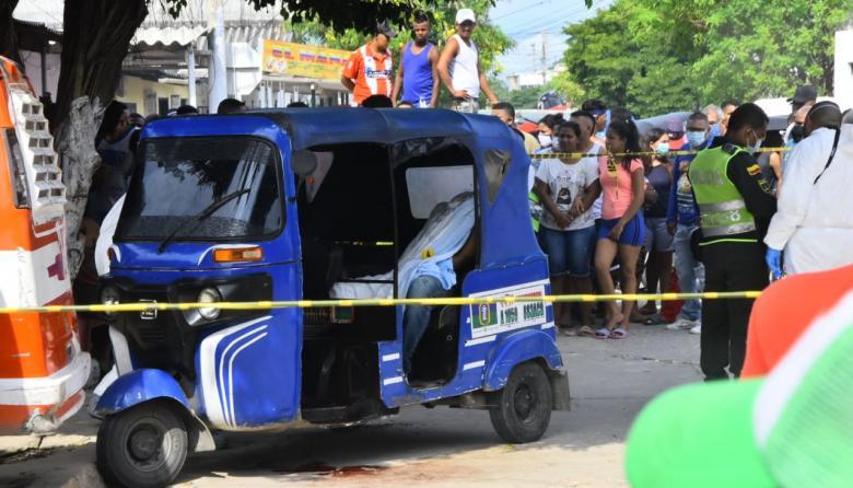 Ataque a bala en Soledad: dos muertos y un herido