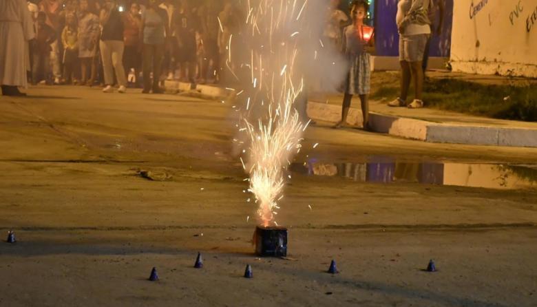 Este año van 34 lesionados con pólvora en el país: INS