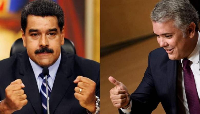 Maduro acusa a Duque de planear asesinarlo el día de las elecciones