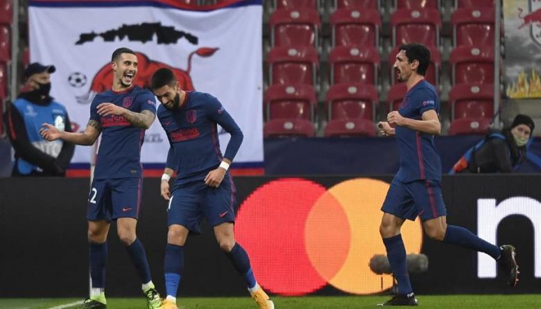 El Atlético de Simeone, a octavos por séptima vez en ocho participaciones