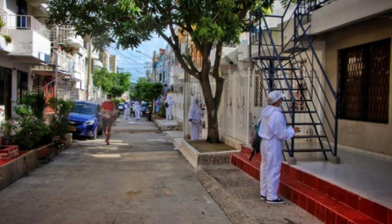 Cuatro fallecidos y 369 nuevos contagios de Covid-19 en Cartagena