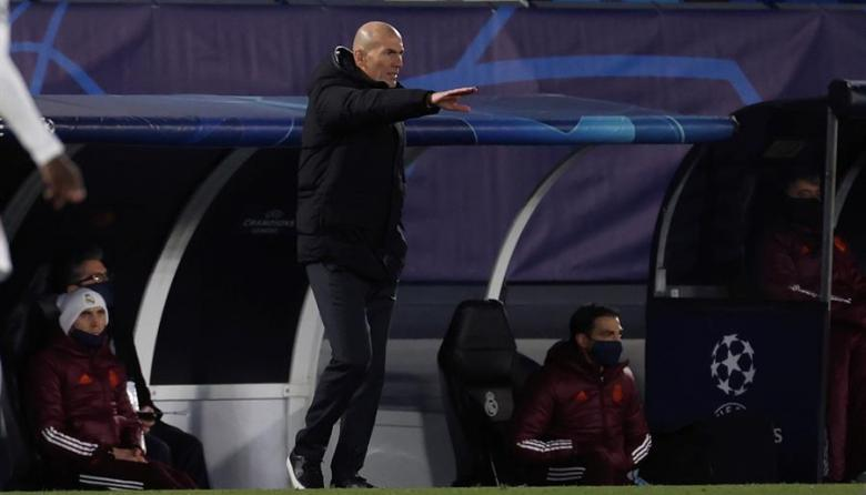 """""""Seguro que el Atlético es favorito a la Liga"""": Zidane"""