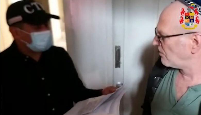 Detienen en Bogotá a un israelí vinculado con la mafia yakuza