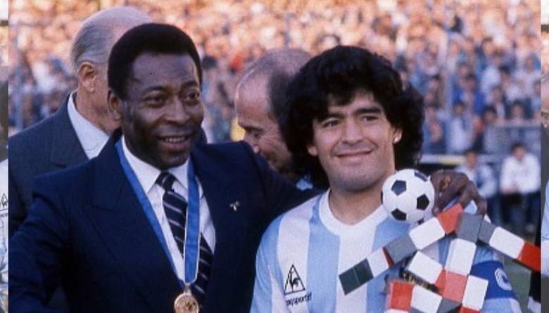 Xavi, Maradona, Messi, Pelé y Ronaldo, Balón de Oro al mejor equipo