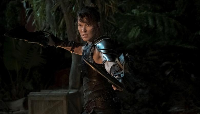 """De zombis a """"Monster Hunter"""": Milla Jovovich sigue explorando el apocalipsis"""