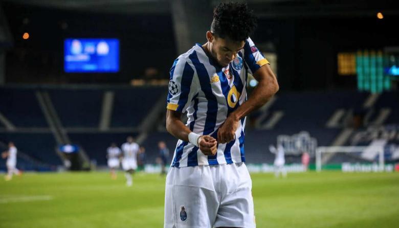 En video   Luis Díaz anotó en el triunfo del Porto en la Copa de la Liga