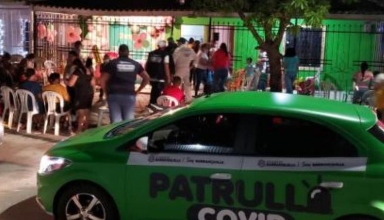 ¿Por qué suben los contagios en Barranquilla?