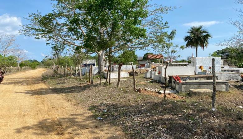 Municipio de San Onofre reconstruirá tres cementerios