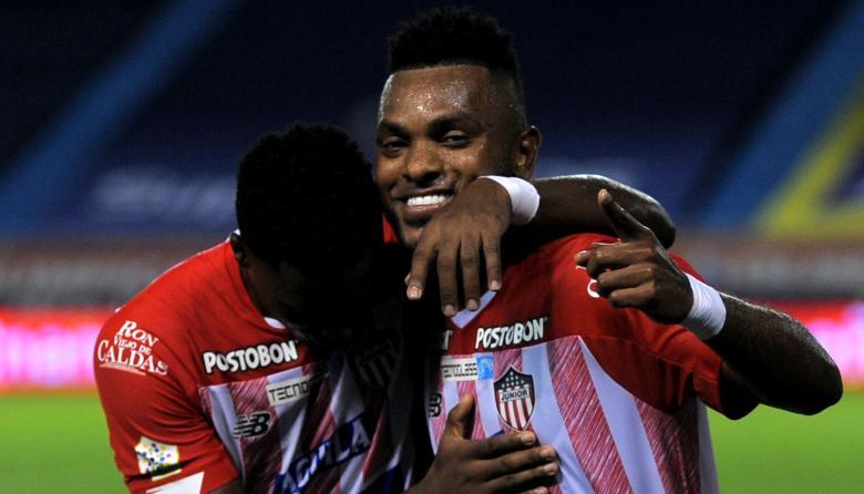 """""""No entiendo por qué no me quieren en Palmeiras"""": Miguel Borja"""
