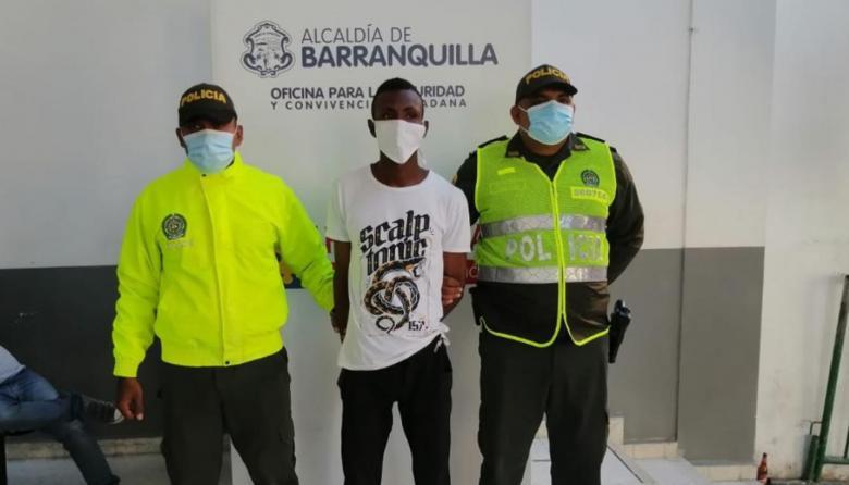 Policía capturó al presunto autor del doble homicidio en Las Américas