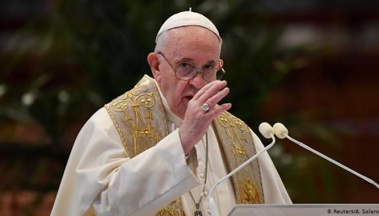 El papa convoca un año especial dedicado a la Familia