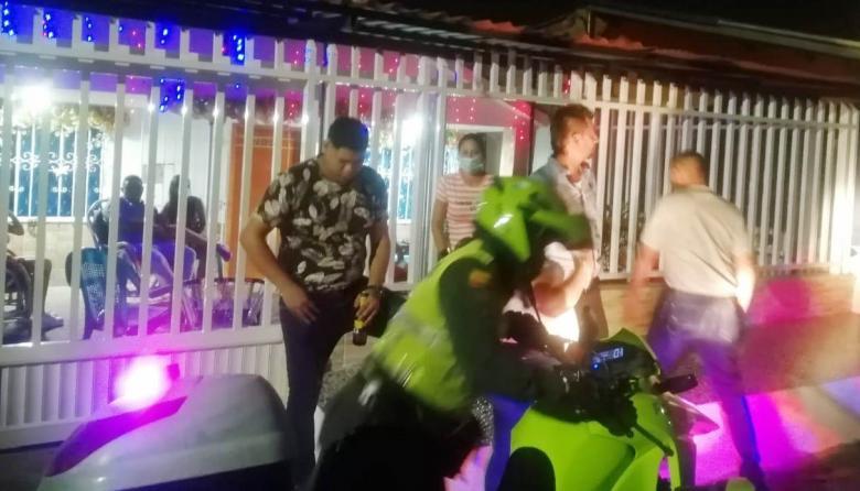 Policía desarmó 329 fiestas e intervino en 304 riñas en Año Nuevo