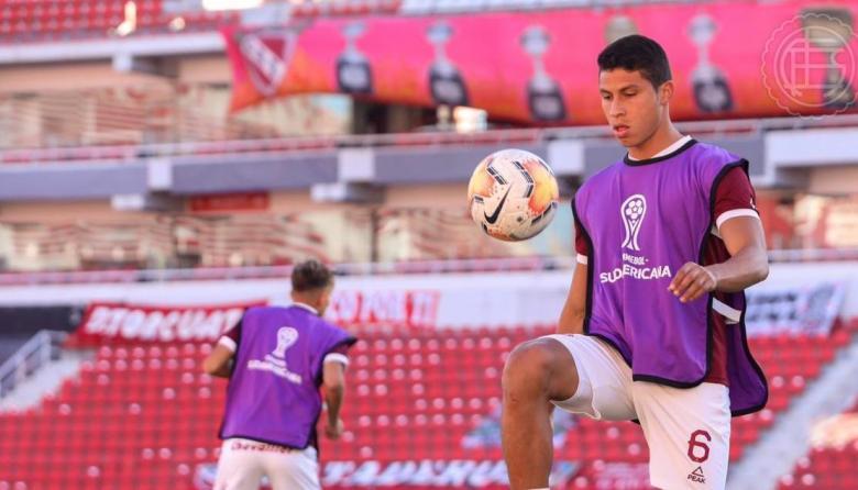 Vélez vs. Lanús: Alexis Pérez busca la final de la Copa Sudamericana