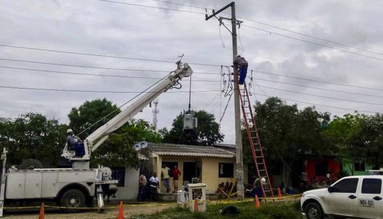 44 mil familias accedieron a servicio de energía
