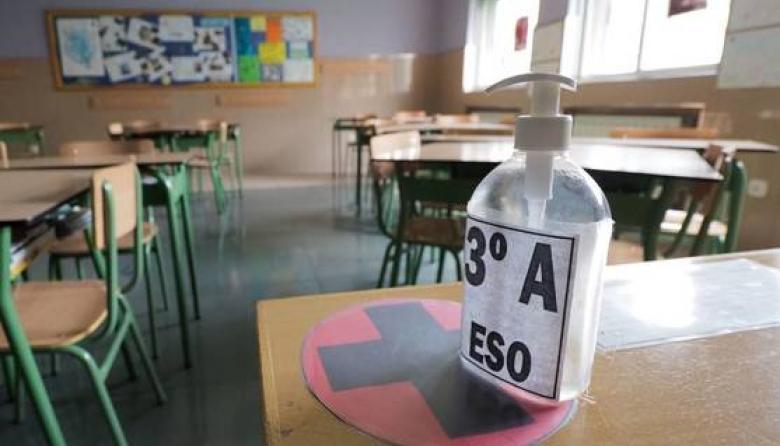 Vuelta a clases en Europa; presencial, escalonada, telemática o demorada