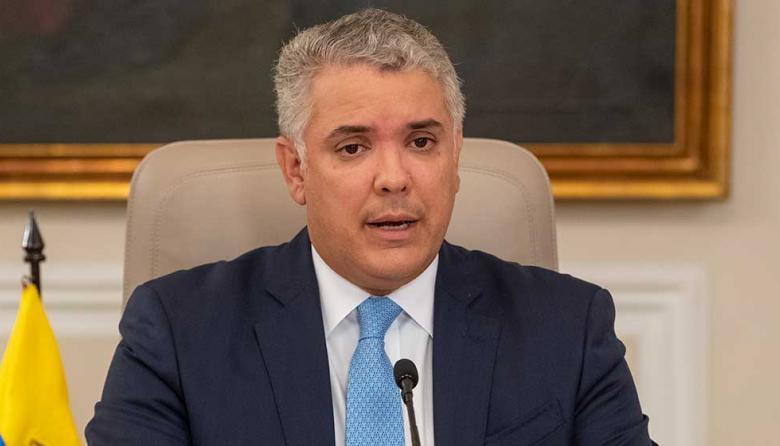 En medio de críticas Duque garantiza vacunas para 35 millones de colombianos