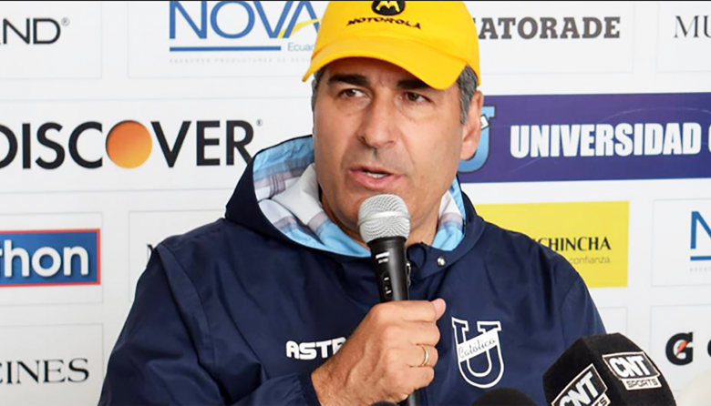 El Sachi acumula 119 partidos con el equipo ecuatoriano, al que llegó en 2017.