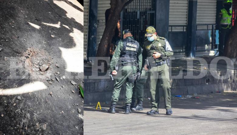 Gobernadora rechaza atentado ocurrido en el centro de Barranquilla
