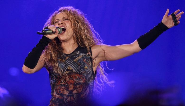 Shakira vende los derechos de todo su catálogo musical